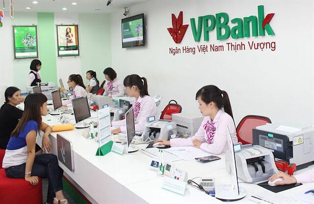 Ngân hàng Việt Nam Thịnh Vượng (VPBank) cho vay tín chấp