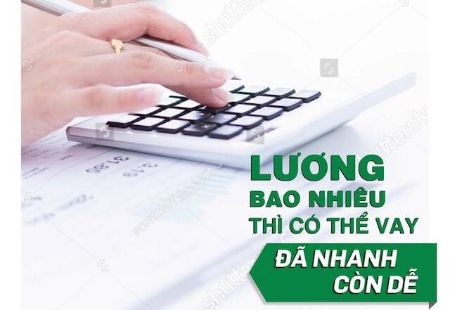 Vay tín chấp theo lương tại các tổ chức cho vay tư nhân
