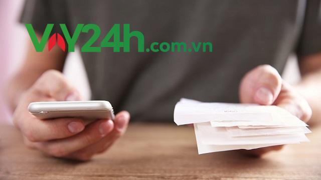 Các hình thức thanh toán khoản vay cho Cash24