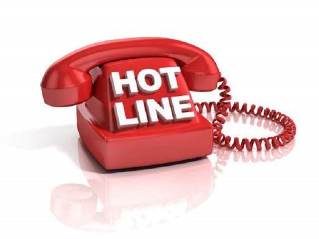 Liên hệ hotline Easy Credit