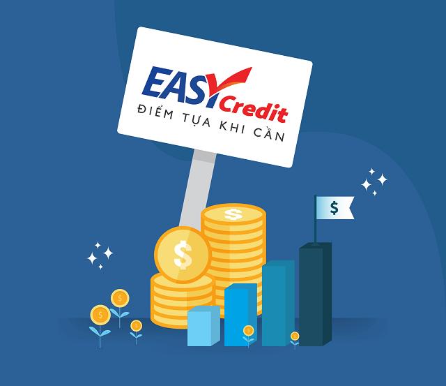 Một số điều kiện vay tiền tại Easy Credit