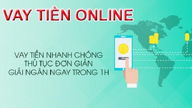 Hướng dẫn vay tiền online trả góp hàng tháng