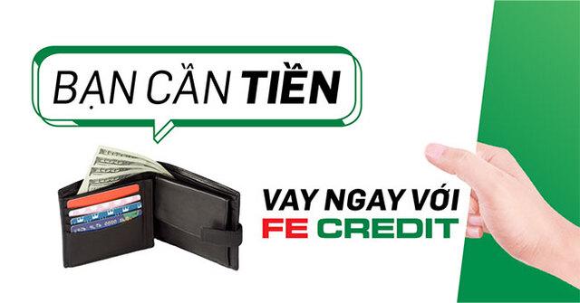 Có nhiều hình thức đăng ký vay tín chấp FE Credit giúp khách hàng tiết kiệm thời gian và công sức