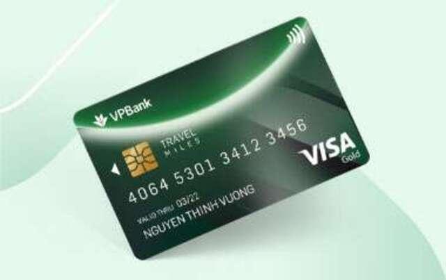 Hình ảnh thẻ tín dụng VPbank