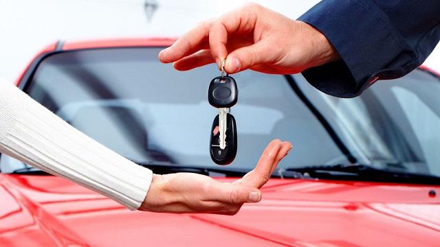 Quy trình vay mua xe ôtô trả góp tại Vay24h