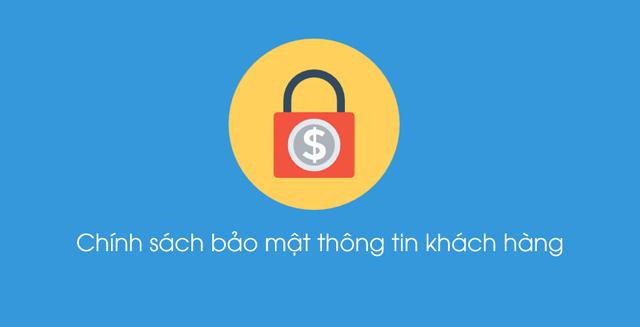 Bảo mật thông tin cá nhân luôn được chú trọng trong các gói vay trực tuyến