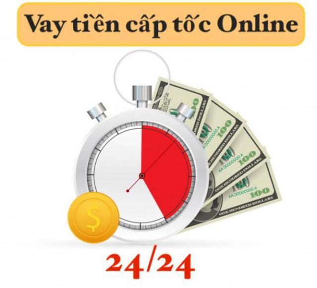 Vay tiền cấp tốc online 24/24 là hình thức vay tiền qua mạng internet thông qua các trang web hoặc ứng dụng điện thoại vào bất cứ thời điểm nào trong ngày