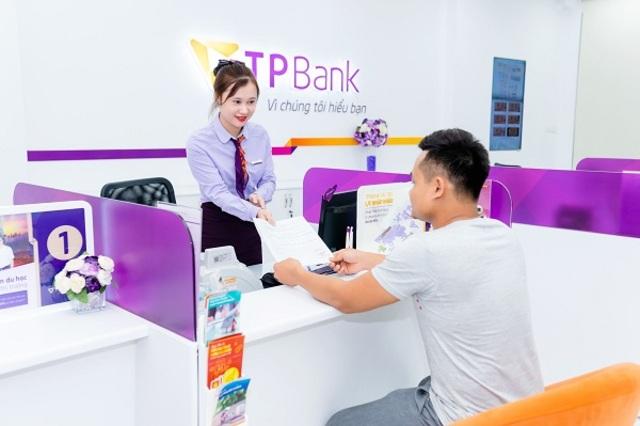 Tpbank đã trải qua thời gian dài hoạt động vì thế tạo dựng được uy tín và niềm tin vững chắc ở khách hàng