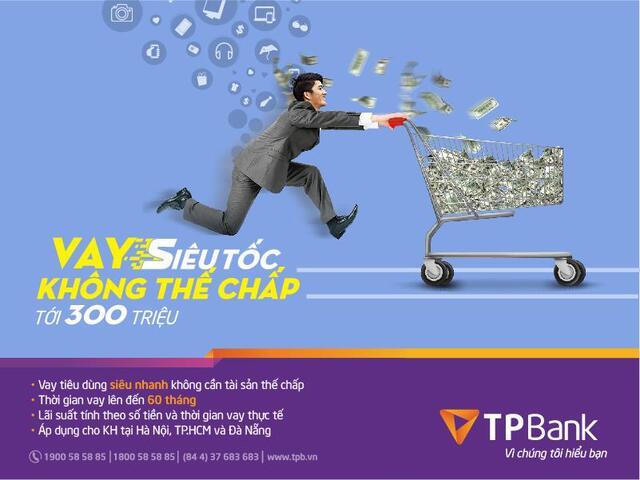 Tpbank là ngân hàng có gói vay đa dạng thích hợp cho nhiều đối tượng khác nhau và nhu cầu vay vốn khác nhau