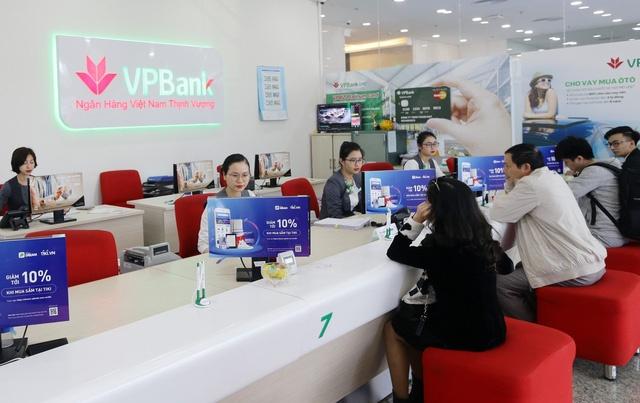 Lãi suất vay tín chấp của VPBank là bao nhiêu?