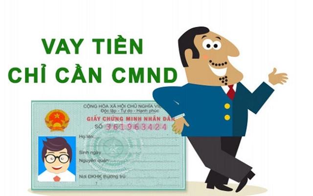 Vay tiền online tại các cơ sở không chính thống